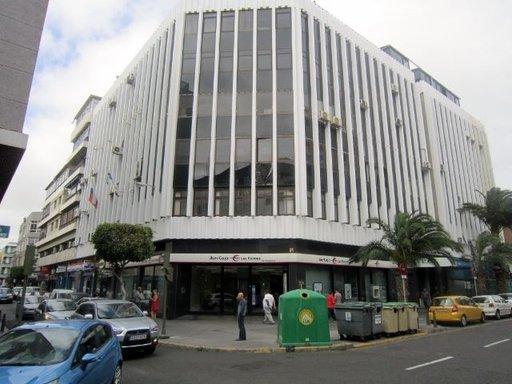 Suomen kunniakonsulaatti, Las Palmas