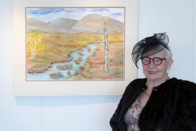 Runoilija, kuva- ja lasitaiteilija Leena Patjas: kulttuuria ja kulinarismia Kanarialla