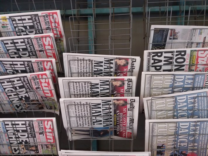 Espanjan uutiskatsaus 28.11.2019<br />