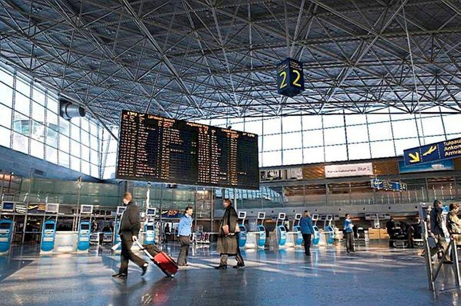 arlandan lentokenttä terminaalit
