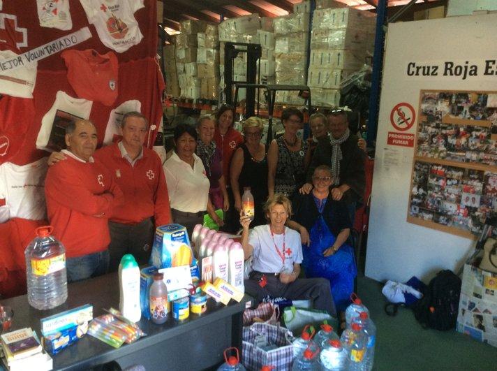 Suomalaiset haluavat auttaa Gran Canarialla
