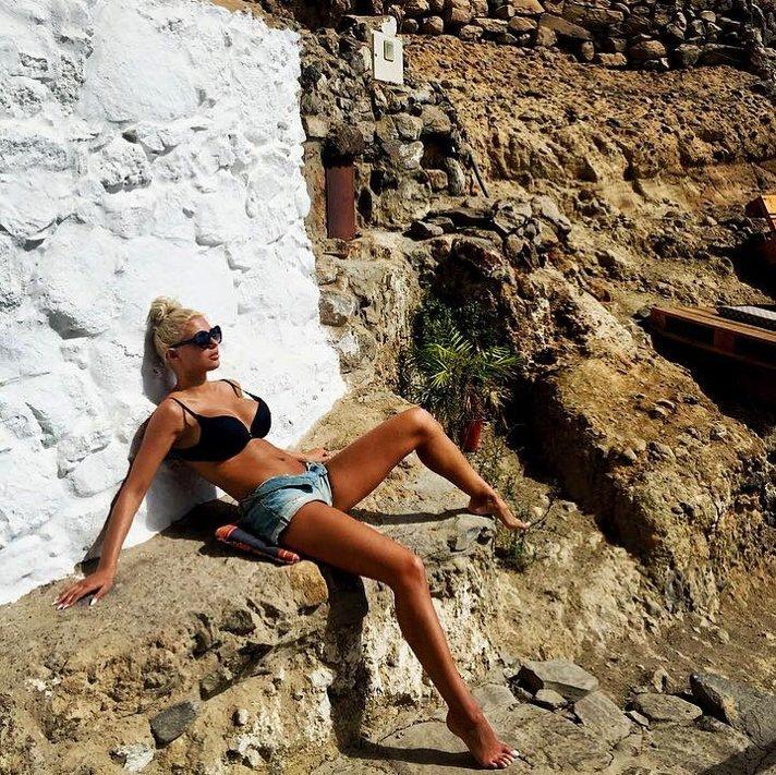 Tosi-tv-sarjaa kuvataan Gran Canarialla:<br /> Maisa ja Niko &quot;luksusmatkalla&quot;&nbsp;