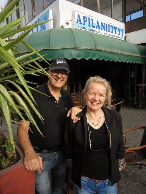 Artistin kanssa kevyesti keskellä päivää: Lintubongari-kolumnistimme haastateltavana Kanarian Mikki