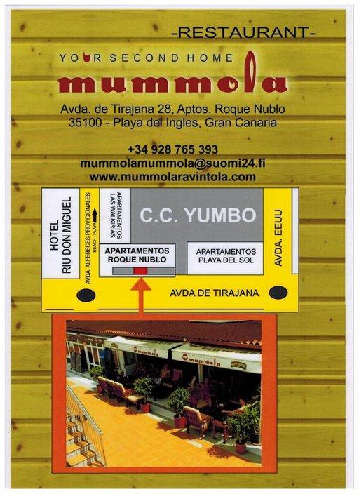 Suomipaikat - Mummola Gran Canaria