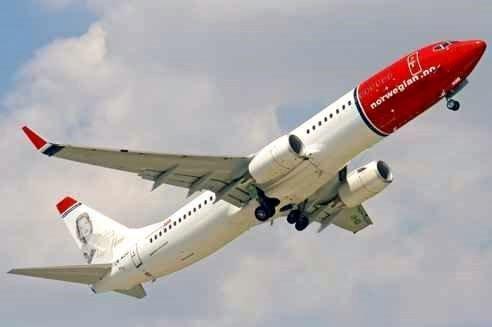 Eilinen Norwegian-yhtiön lentokoneen pommiuhka Las Palmasissa oli aiheeton