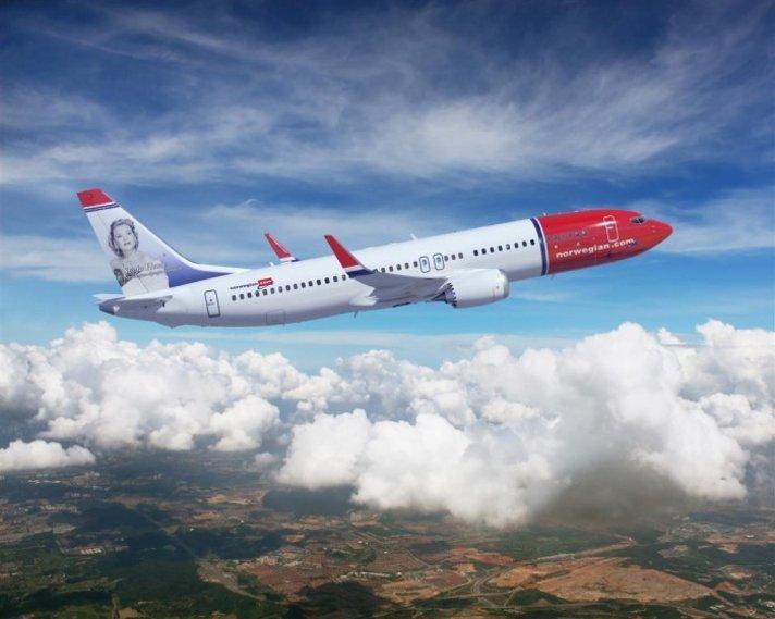 Norwegian avaa 20 uutta suoraa lentoreittiä