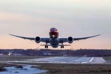 Norwegianin matkustajamäärä kasvoi 25 prosentilla maaliskuussa