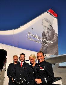 Norwegian valittiin jo toistamiseen Euroopan parhaaksi halpalentoyhtiöksi