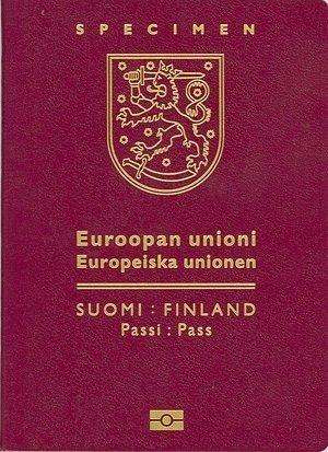 Yleistä - Passi Kanarialta?