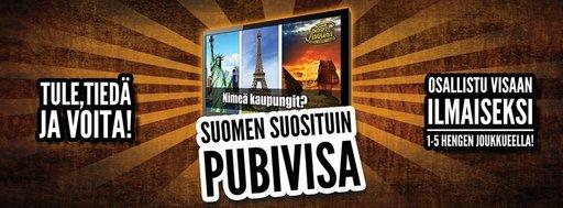 Legendaarinen Suomipubi - Ryysyranta Inglesissä