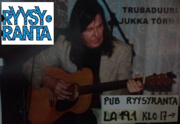 Artistit - Jukka Törmä
