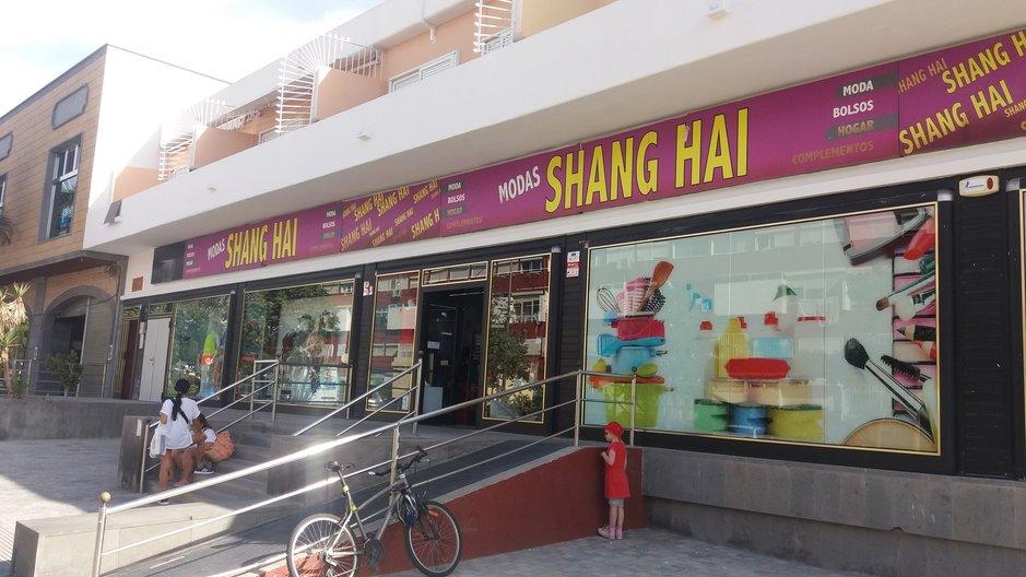 Ostosvinkkej&auml; - San Fernandon Shanghai<br /> &nbsp;