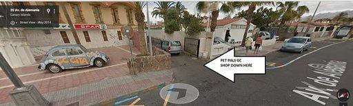 Käytettyjä tavaroita, vaatteita jne. huippuhalvalla:<br /> - Pet Pals GC -myymälän tuotoilla autetaan eläimiä Gran Canaria