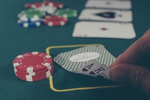 Lähes joka saarelta kanarialla löytyy casino.