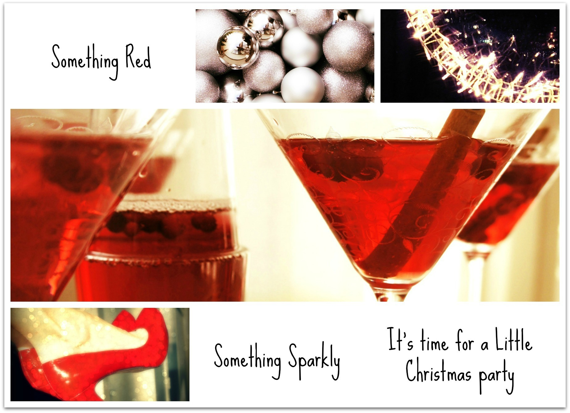 Stand out from the crowd and send your Christmas Party invitations ...