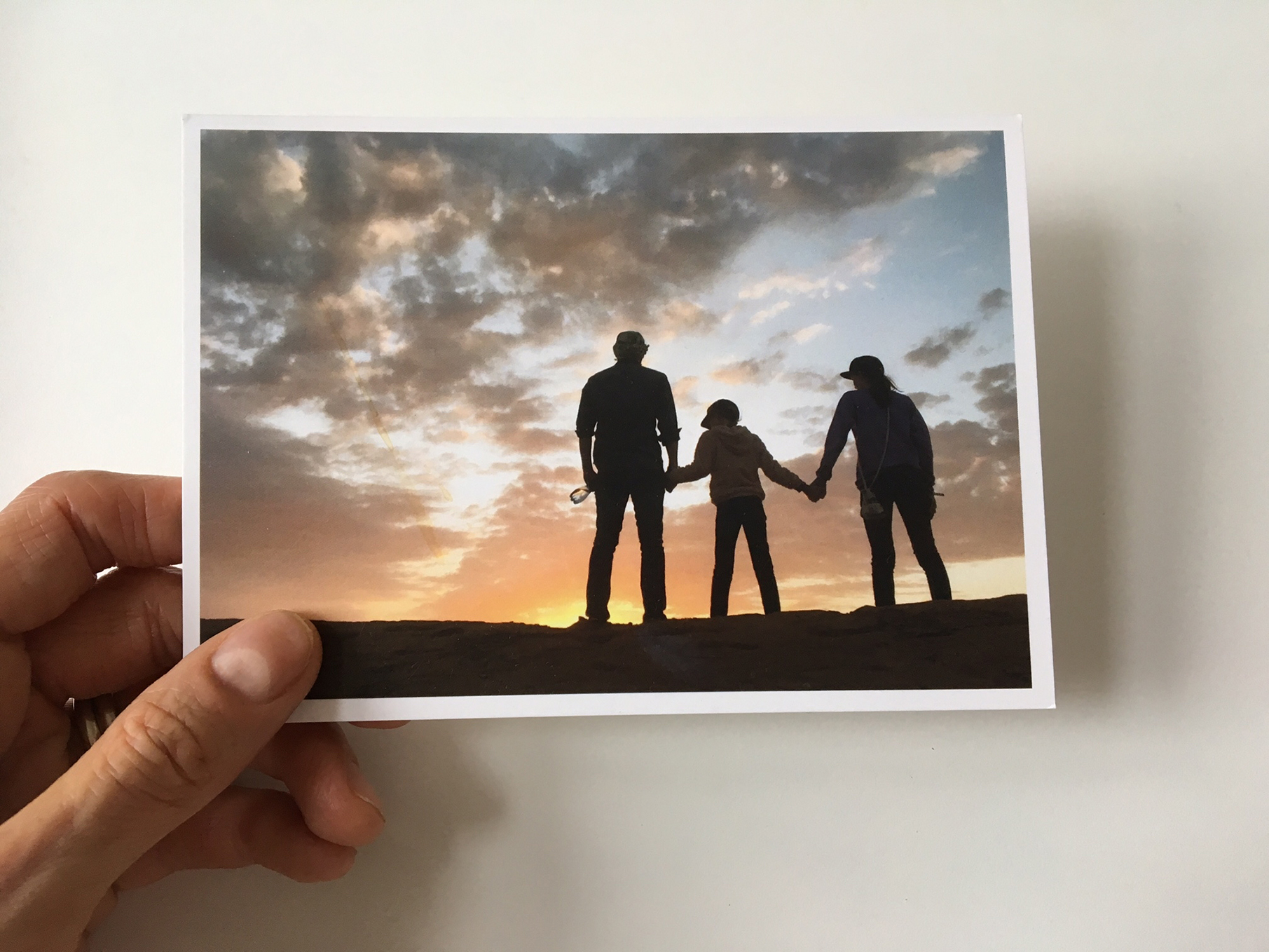 Postikortit omista kuvista