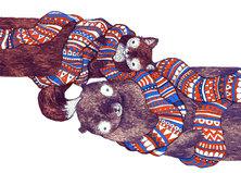 Kettu ja karhu
