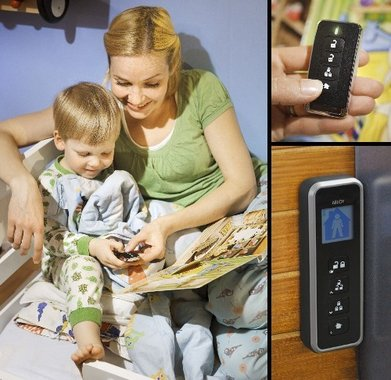 Abloy Control, kodin älykäs lukitus ja turvajärjestelmä