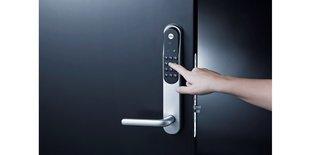 YALE Doorman koodilukko kotiin
