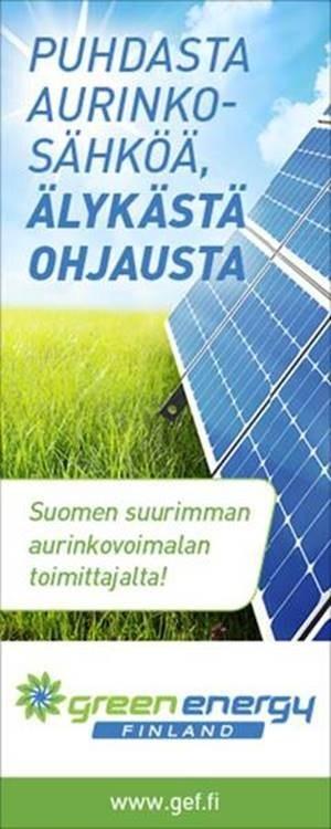 Green energy Finland