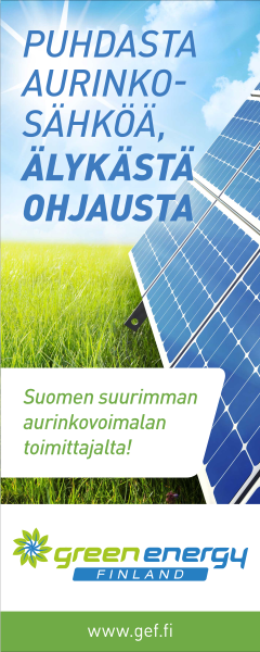 Green energy Finland