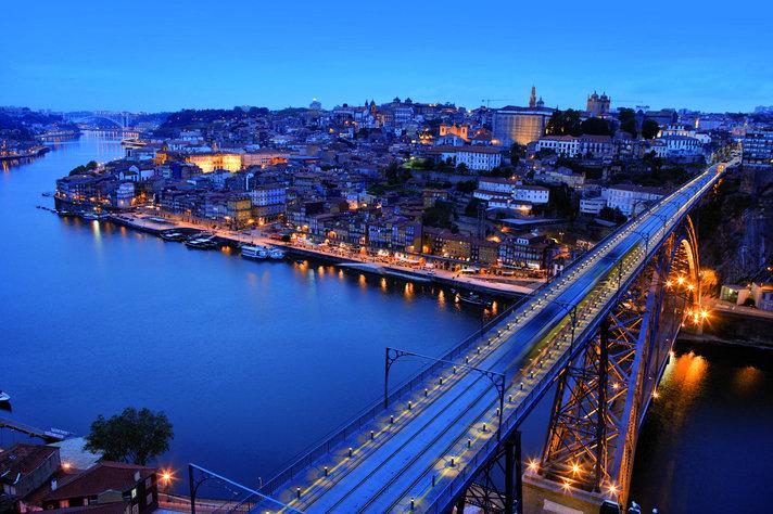 Kaupunki Portugalista valittiin<br /> budjettimatkakohteeksi