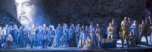 Väkevä Verdin Otello avaa<br /> Savonlinnan Oopperajuhlat tänään