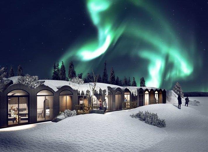 Rovaniemen Apukassa rakennetaan<br /> kammimajoitusta miljoonilla
