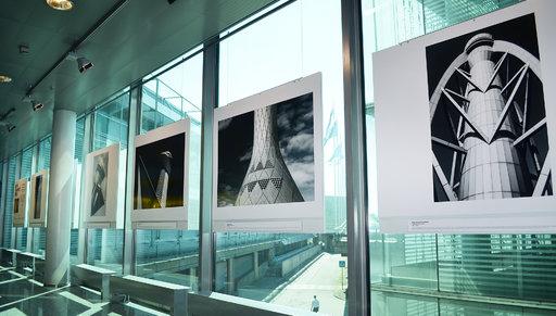 Helsinki-Vantaan näyttely.
