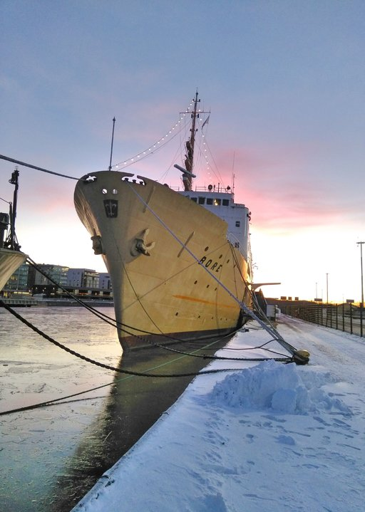 Turkulainen laivahostel valittiin<br /> Suomen parhaaksi - S/S Bore