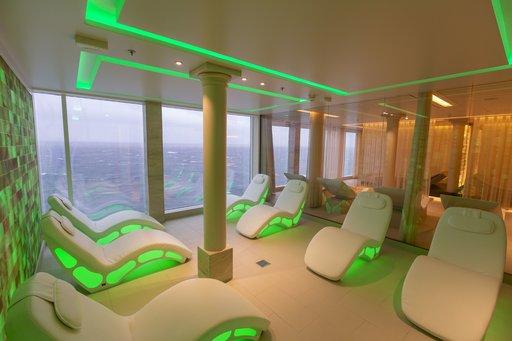 Turussa rakennettu Costa Smeralda<br /> ensiesittelyssä Barcelonassa