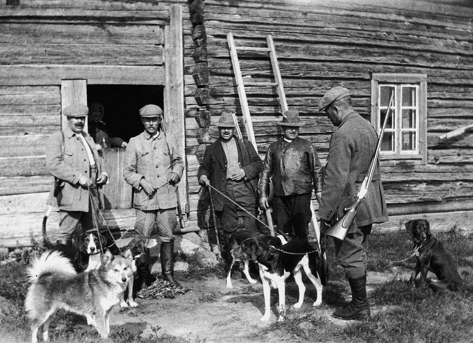 Kuva: Suomen metsästysmuseo.