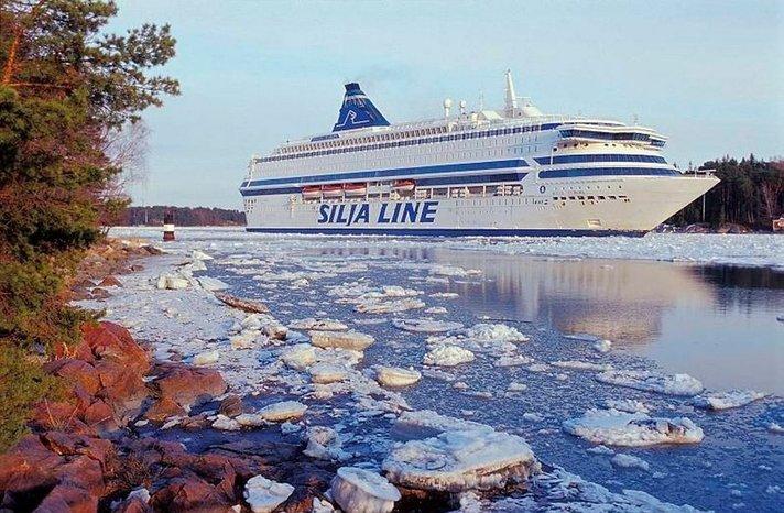 Keväällä risteilyjä<br /> Suomesta Pietariin