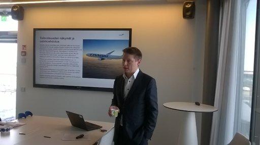 Finnairilta pitk&auml;&auml; nen&auml;&auml; analyytikoille<br /> &nbsp;-&nbsp; &quot;Norwegian supistaa Suomessa&quot;