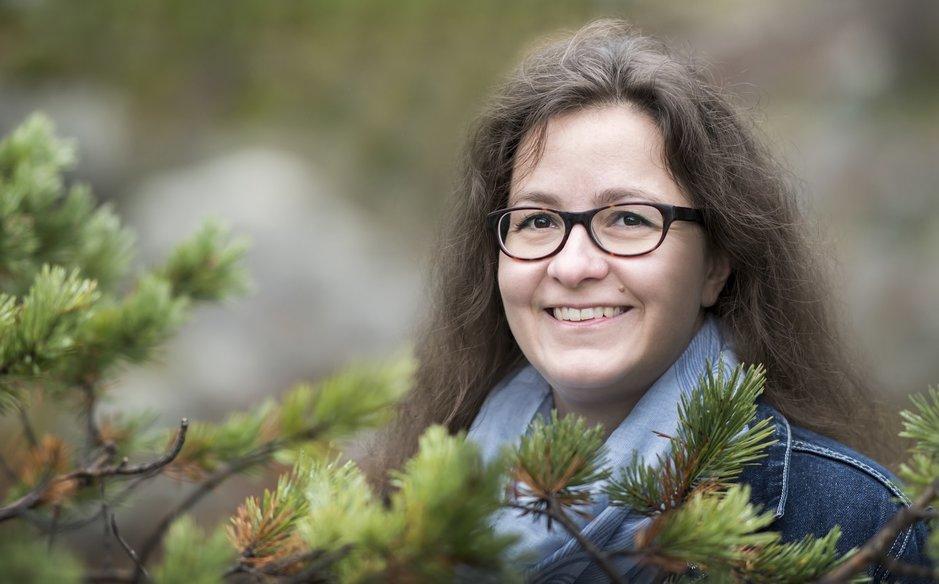 Maria Hakkarainen. (Kuva Anne Tapio)
