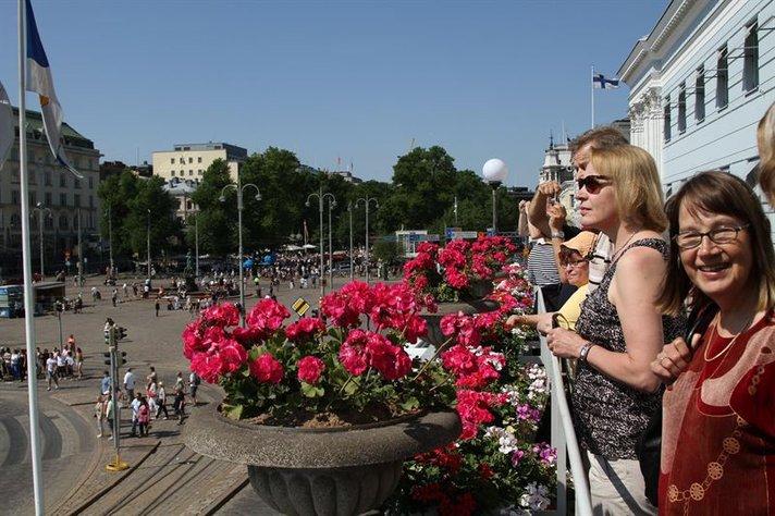 Helsinki-päivä 12.6. tarjoaa ohjelmaa ja mahdollisuuksia ainutlaatuisiin kokemuksiin