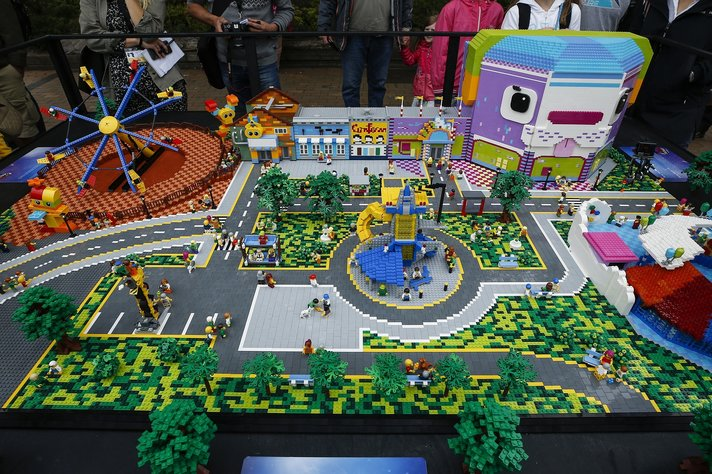 Legolandissa alkaa kaikkien<br /> aikojen mittavin investointi