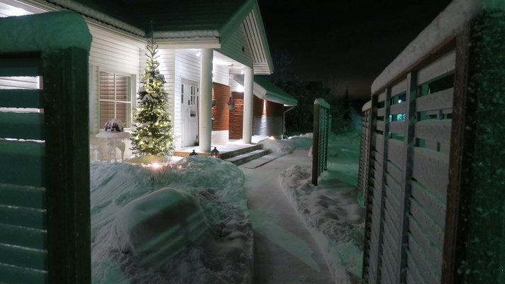 Luksuslomaa Rovaniemellä<br /> - Katajaranta Apartment