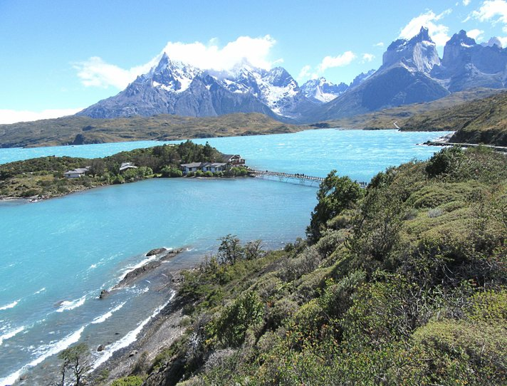 Torres del Paine:<br /> Maailman viidenneksi kaunein matkakohde