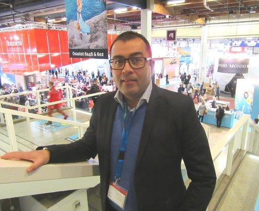Gran Canarian Pohjoismaiden edustaja Juan Fernando Suárez kertoi, että gastronomia on nyt Kanariallakin in.
