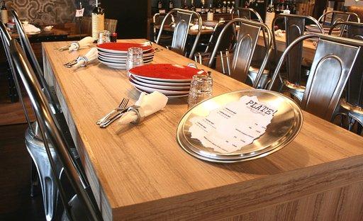 Plate-Social Dining-ravintola on saanut riemukkaan vastoanoton
