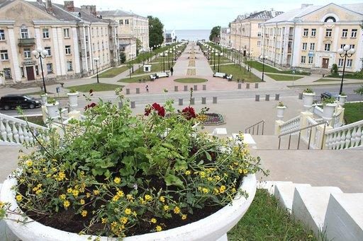 Sillamäe rakennettiin Mustanmeren kesäkaupunkien tyyliin.