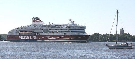 m/s Viking XPRS rakennettiin Helsinki-Tallinna-reitille vuonna 2008 Helsingin Aker Yardsin telakalla
