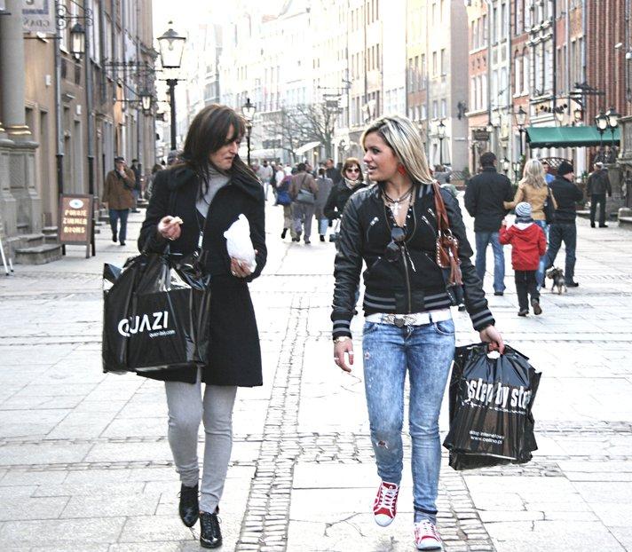 Shoppailumekka Gdansk