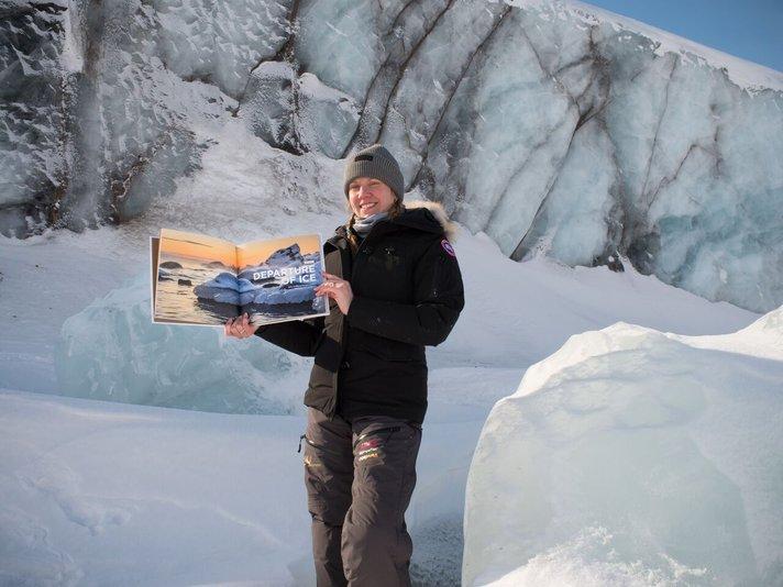 Luksusmatkatoimisto tekee<br /> tunnetuksi arktisia makuja
