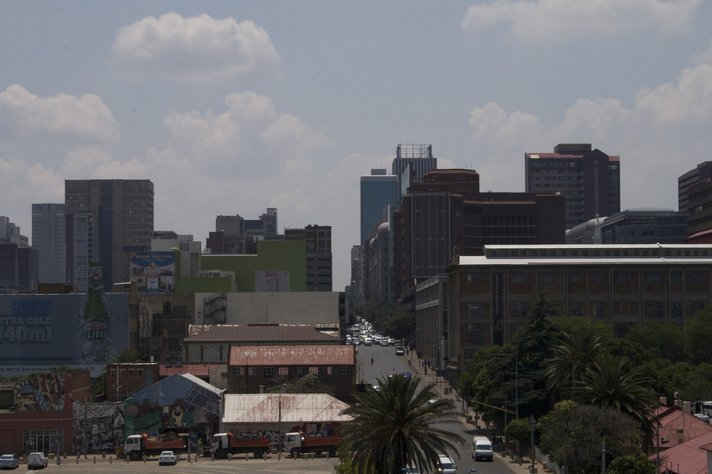 Pahamaineisen Johannesburgin<br /> uudet ja nuoremmat kasvot Helsinki