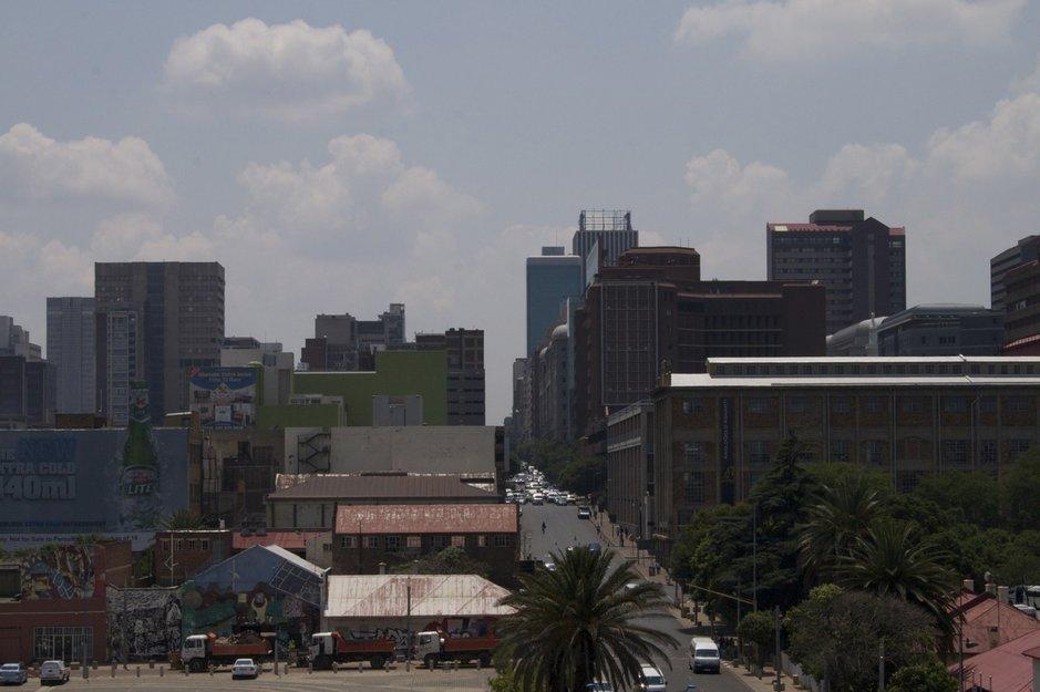 Johannesburg syntyi 1800-luvun loppupuolella lähellä sijainneen kultaesiintymän vuoksi.