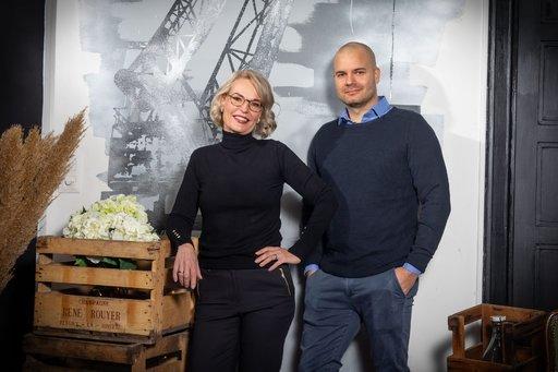 Uuta voimaa Kristina Cruisesin johtoon; Birthe Suni ja Antti Partanen (002).jpg