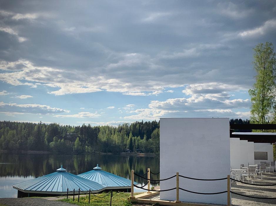Legendaarinen Lahnajärven<br /> taukopaikka avataan jälleen