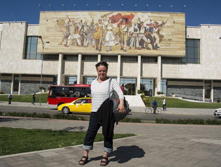 Albaniasta tuli Leilan sielunkoti